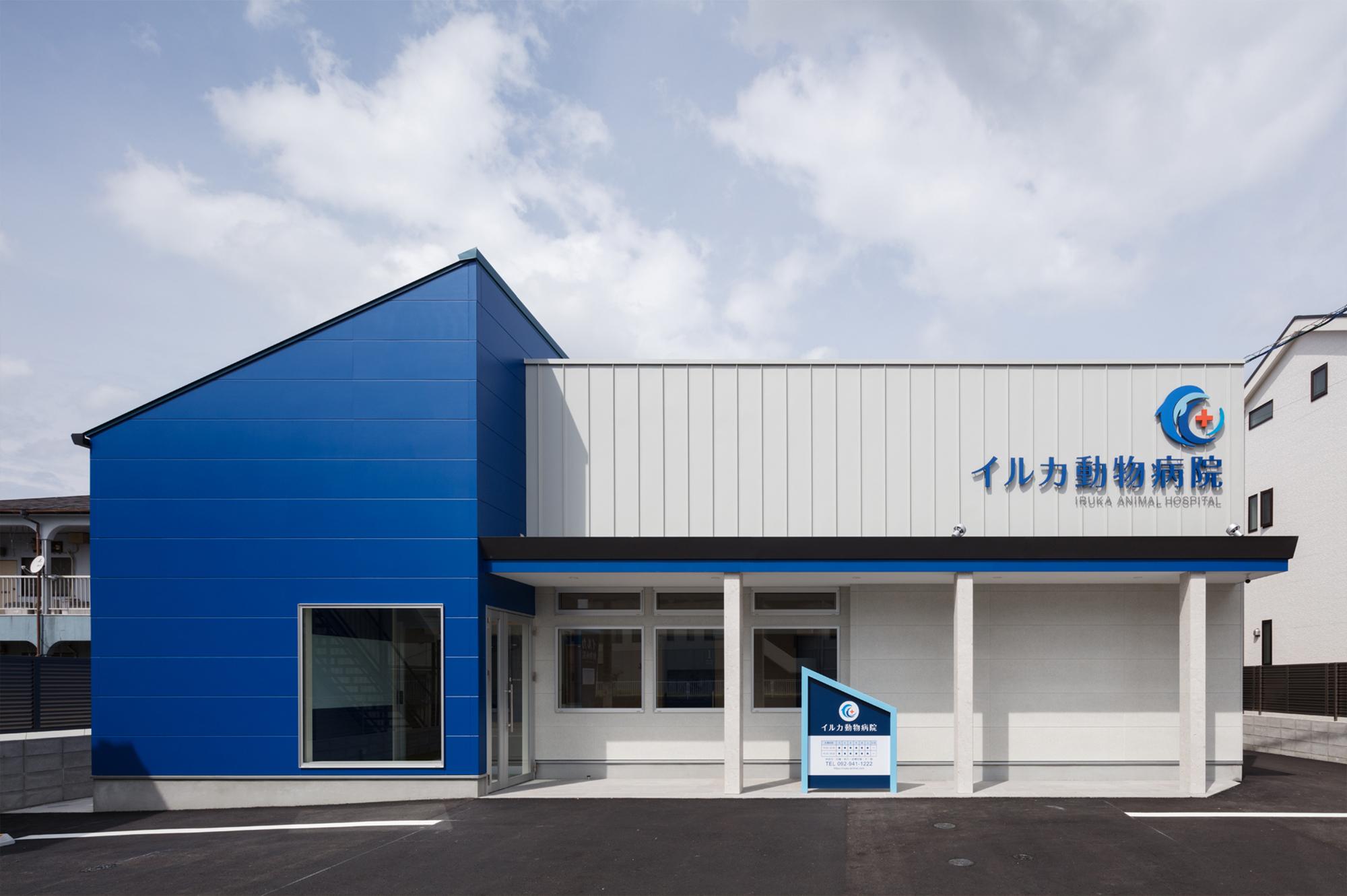 福岡県古賀市千鳥のイルカ動物病院のホームページです。